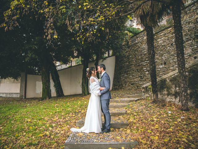 Il matrimonio di Sebastiàn e Sara a Scanzorosciate, Bergamo 198