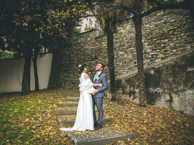 Il matrimonio di Sebastiàn e Sara a Scanzorosciate, Bergamo 200