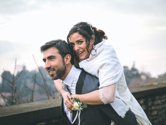 Il matrimonio di Sebastiàn e Sara a Scanzorosciate, Bergamo 205