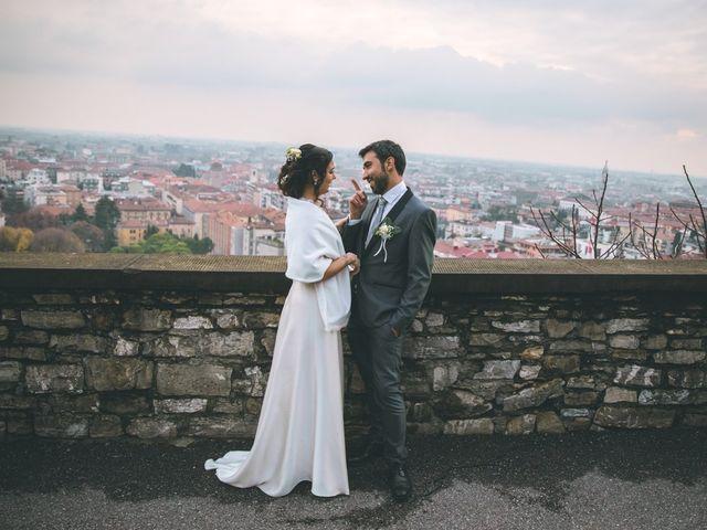 Il matrimonio di Sebastiàn e Sara a Scanzorosciate, Bergamo 206