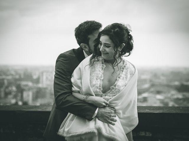 Il matrimonio di Sebastiàn e Sara a Scanzorosciate, Bergamo 207
