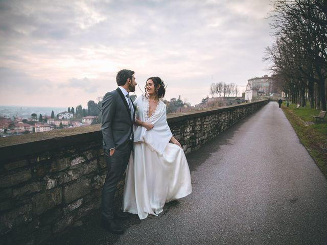 Il matrimonio di Sebastiàn e Sara a Scanzorosciate, Bergamo 210