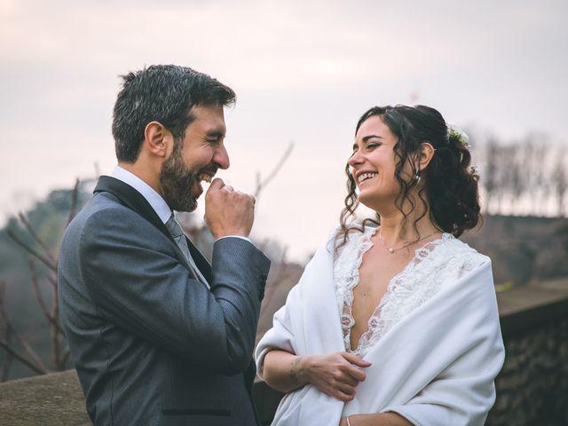 Il matrimonio di Sebastiàn e Sara a Scanzorosciate, Bergamo 211