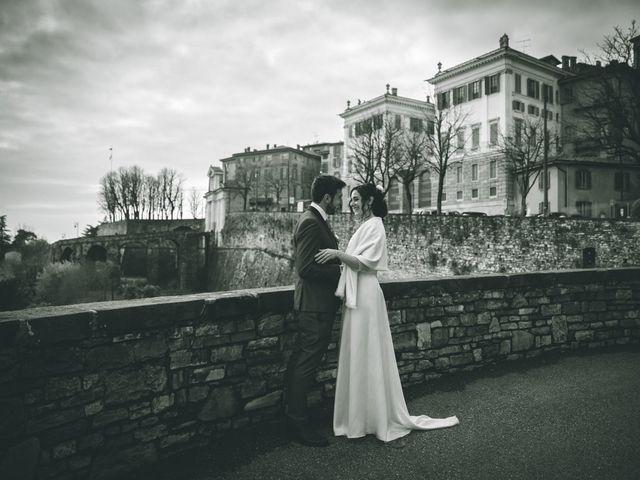 Il matrimonio di Sebastiàn e Sara a Scanzorosciate, Bergamo 213