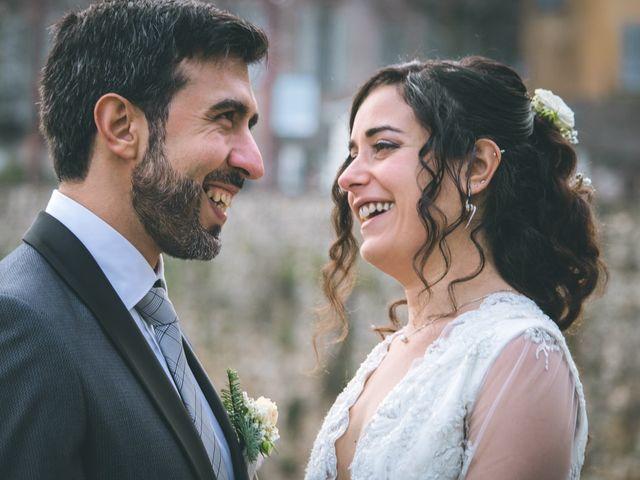 Il matrimonio di Sebastiàn e Sara a Scanzorosciate, Bergamo 216