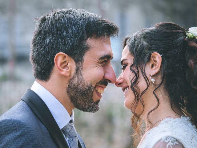 Il matrimonio di Sebastiàn e Sara a Scanzorosciate, Bergamo 1