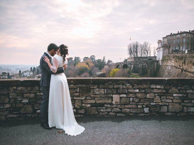 Il matrimonio di Sebastiàn e Sara a Scanzorosciate, Bergamo 219