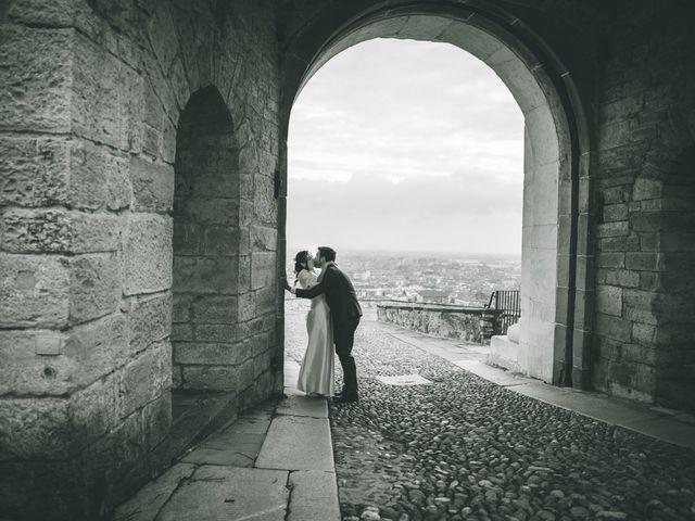Il matrimonio di Sebastiàn e Sara a Scanzorosciate, Bergamo 222