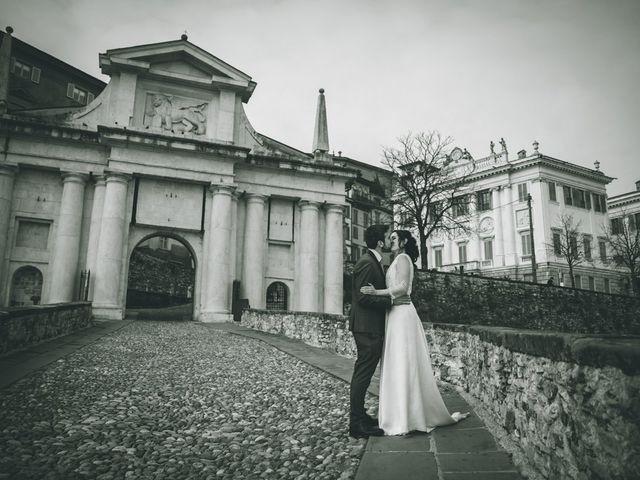 Il matrimonio di Sebastiàn e Sara a Scanzorosciate, Bergamo 223