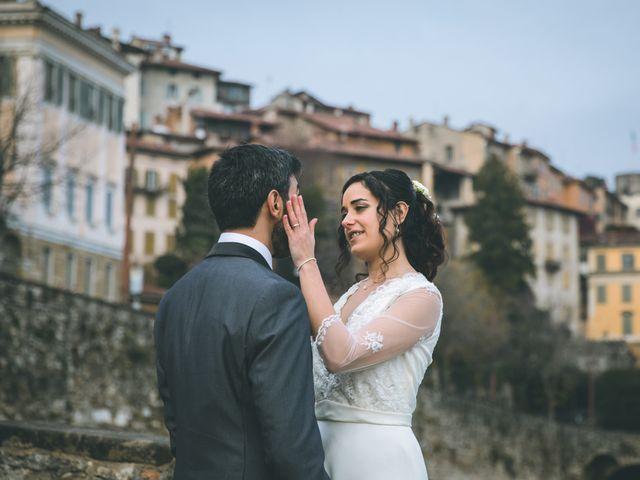 Il matrimonio di Sebastiàn e Sara a Scanzorosciate, Bergamo 224