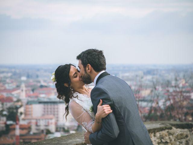 Il matrimonio di Sebastiàn e Sara a Scanzorosciate, Bergamo 227