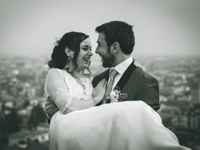 Il matrimonio di Sebastiàn e Sara a Scanzorosciate, Bergamo 232