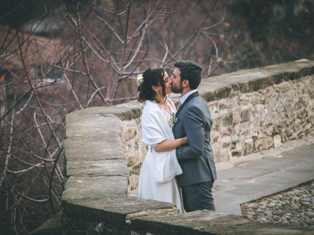 Il matrimonio di Sebastiàn e Sara a Scanzorosciate, Bergamo 233