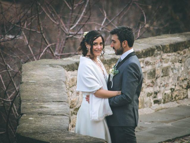 Il matrimonio di Sebastiàn e Sara a Scanzorosciate, Bergamo 234