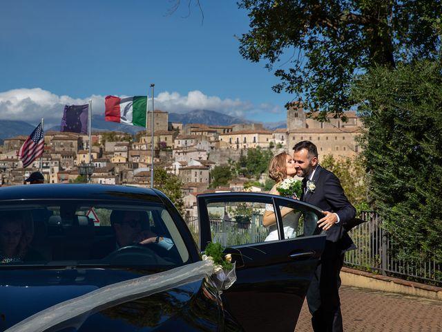 Le nozze di Mariateresa e Francesco