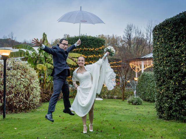 Le nozze di Michele e Rossella