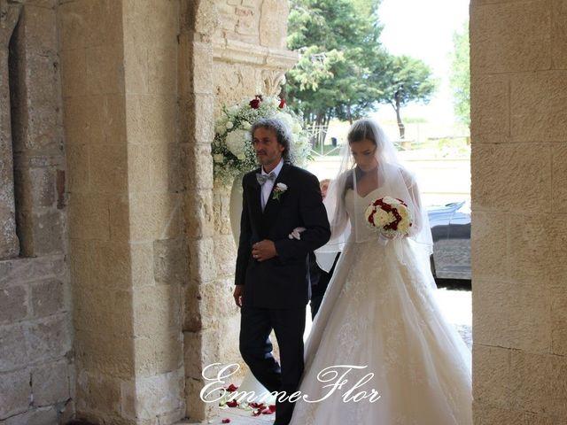 Il matrimonio di Daniele  e Tania a Matera, Matera 3