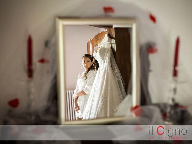 Il matrimonio di Daniele  e Tania a Matera, Matera 9