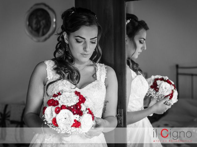 Il matrimonio di Daniele  e Tania a Matera, Matera 10
