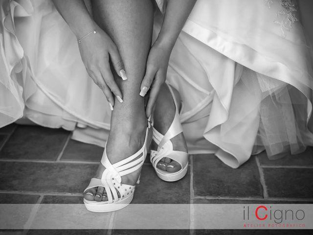 Il matrimonio di Daniele  e Tania a Matera, Matera 11