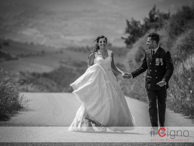 Il matrimonio di Daniele  e Tania a Matera, Matera 13