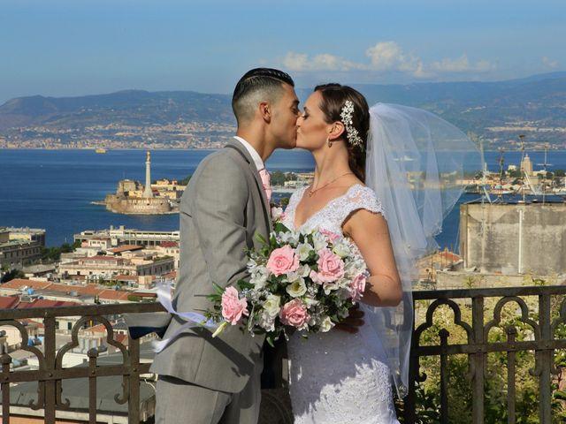 Il matrimonio di Fabio e Amy a Messina, Messina 7