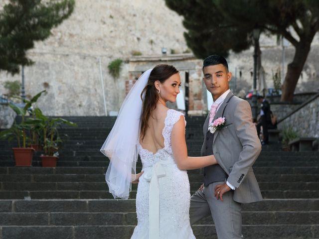 Il matrimonio di Fabio e Amy a Messina, Messina 8