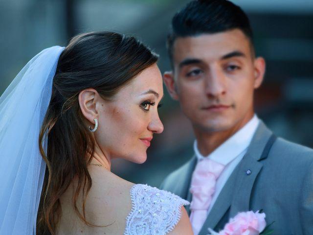 Il matrimonio di Fabio e Amy a Messina, Messina 9