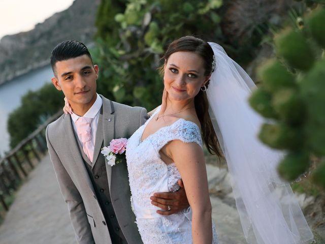 Il matrimonio di Fabio e Amy a Messina, Messina 12