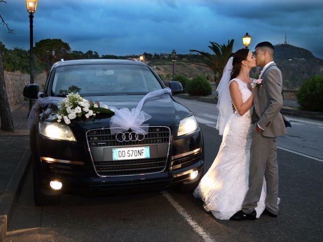 Il matrimonio di Fabio e Amy a Messina, Messina 13
