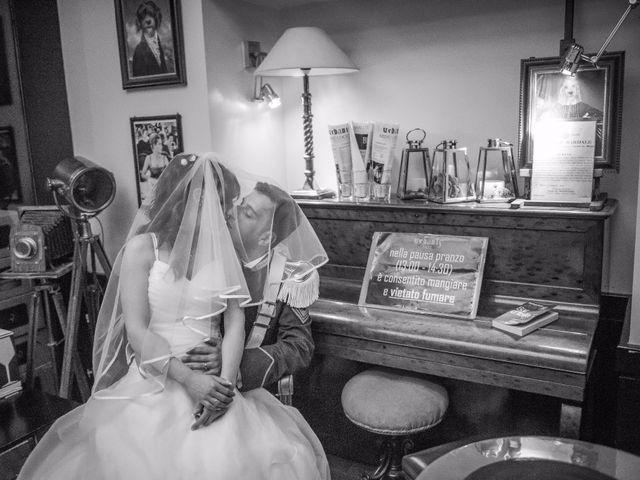 Il matrimonio di Gaetano e Doriana a Trieste, Trieste 1