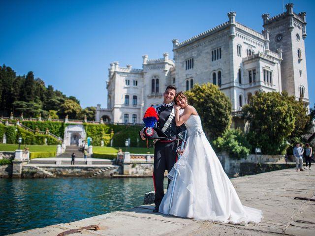 Il matrimonio di Gaetano e Doriana a Trieste, Trieste 2