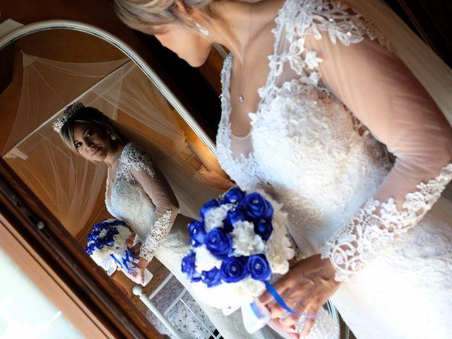 Il matrimonio di oreste e karla a Orte, Viterbo 5