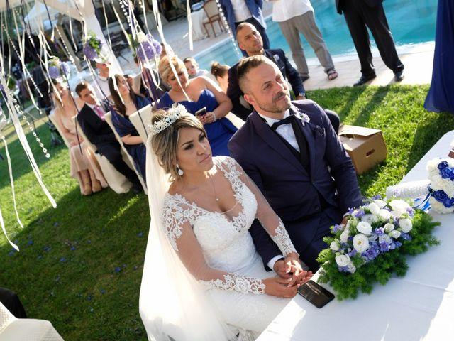 Le nozze di karla e oreste