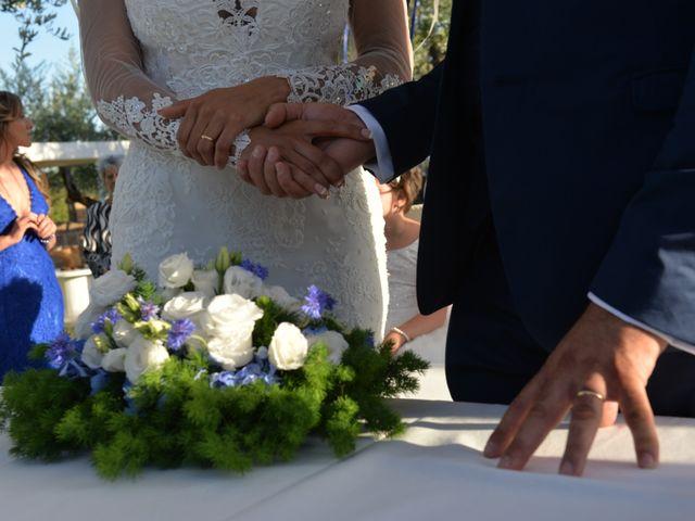 Il matrimonio di oreste e karla a Orte, Viterbo 10