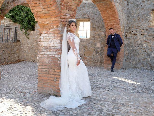 Il matrimonio di oreste e karla a Orte, Viterbo 20