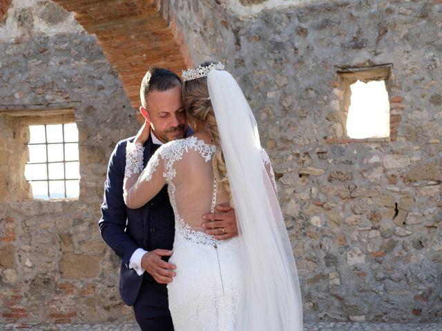 Il matrimonio di oreste e karla a Orte, Viterbo 21