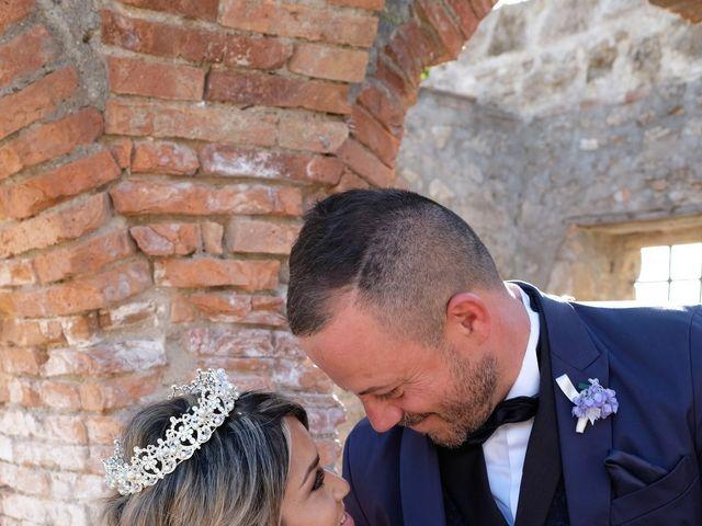 Il matrimonio di oreste e karla a Orte, Viterbo 22