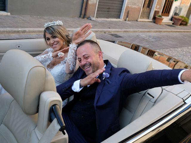Il matrimonio di oreste e karla a Orte, Viterbo 23