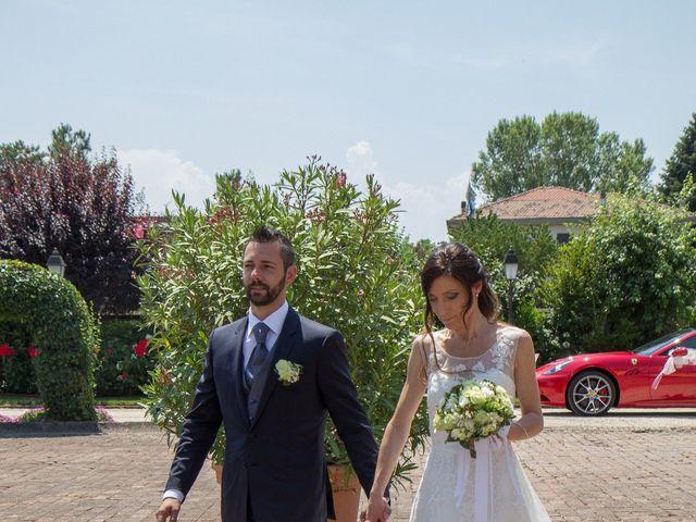 Il matrimonio di Massimo e Fabiana a Noceto, Parma 4