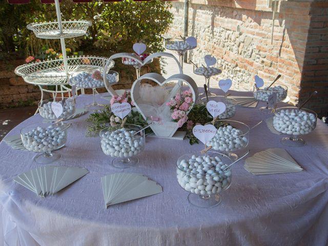 Il matrimonio di Massimo e Fabiana a Noceto, Parma 16