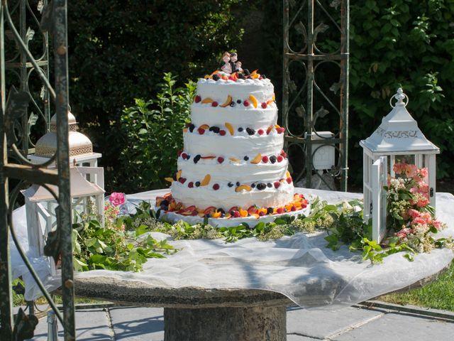 Il matrimonio di Massimo e Fabiana a Noceto, Parma 19