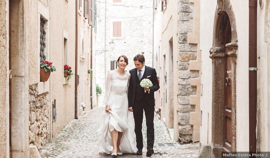 Il matrimonio di Luigi e Annalisa a Veroli, Frosinone