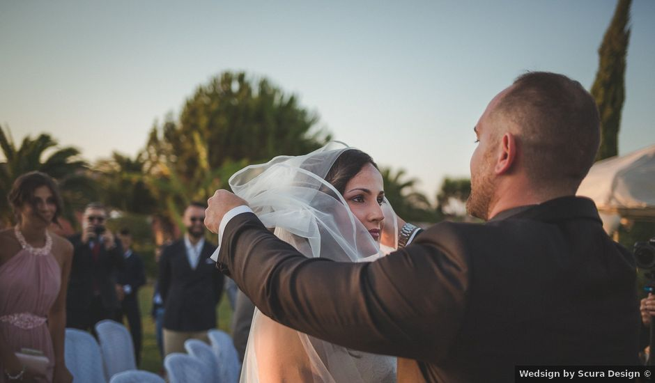 Il matrimonio di Vincenzo e Serafina a Rossano, Cosenza