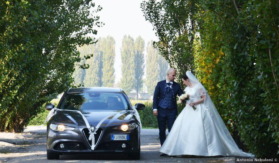 Il matrimonio di Riccardo e Anna a Magherno, Pavia