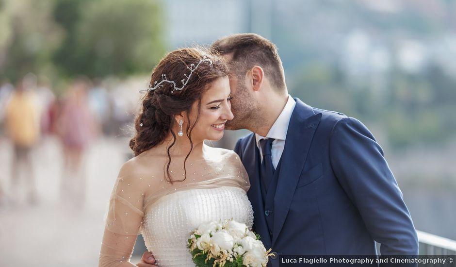 Il matrimonio di Chiara e Benedetto a Massa Lubrense, Napoli