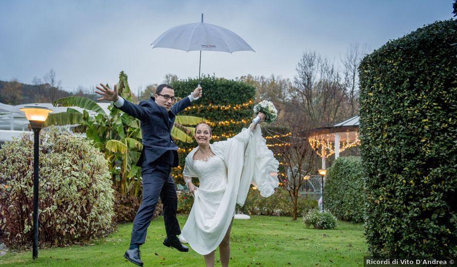 Il matrimonio di Rossella e Michele a Picerno, Potenza