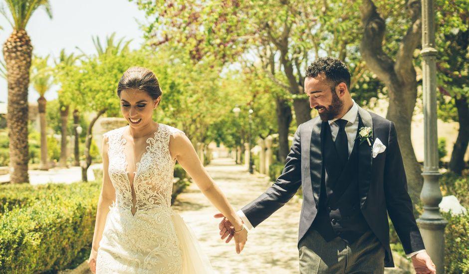 Il matrimonio di Daniele e Simona  a Ragusa, Ragusa