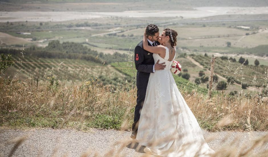 Il matrimonio di Daniele  e Tania a Matera, Matera