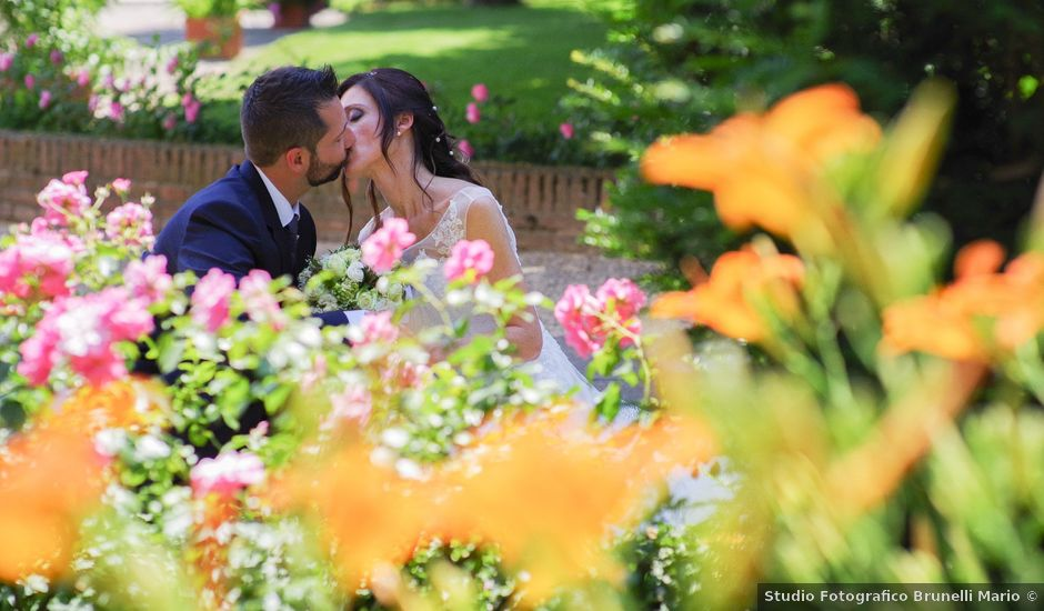 Il matrimonio di Massimo e Fabiana a Noceto, Parma